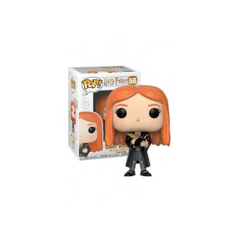 POP! Harry Potter: S5 - Ginny Weasley (w/ Diary)