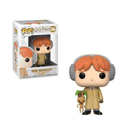 POP! Harry Potter: S5 - Hermione Granger (Herbology)