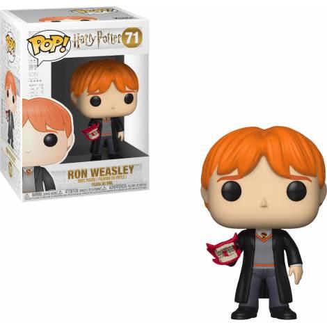 POP! Harry Potter: S5 - Ron w/Howler #71 Vinyl Figure