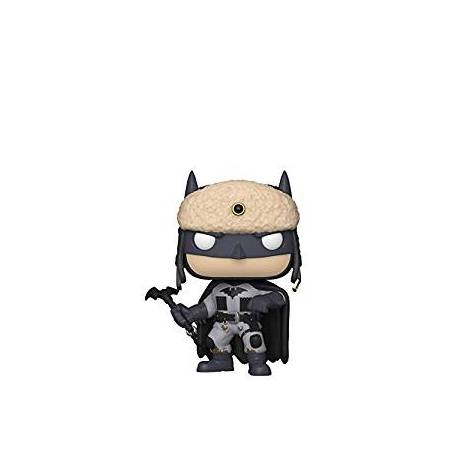 POP Heroes: Batman 80th - Red Son Batman (2003)