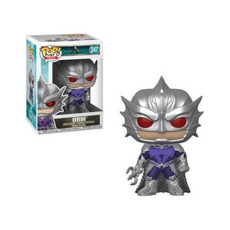 POP! Heroes: DC Comics Aquaman - Orm #247 Vinly Figure
