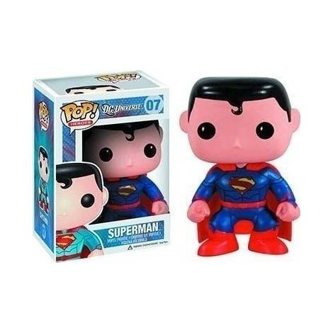 POP! Heroes: DC Universe - Superman $07 Vinyl Figure