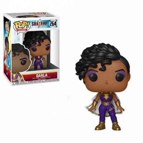 POP! Heroes: Shazam - Darla #264 Vinyl Figure