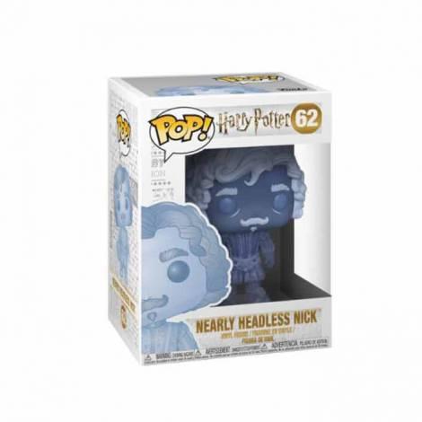 POP! HP: S5 - Nearly Headless Nick (Blue Translucent) #62