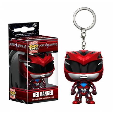 Pop! Keychain: Power Rangers - Red Ranger