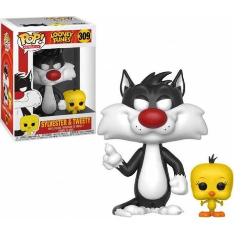 POP! Looney Tunes - Sylvester and Tweety #309 Vinyl Figure