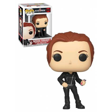 POP Marvel: Black Widow - Black Widow (Street) #603