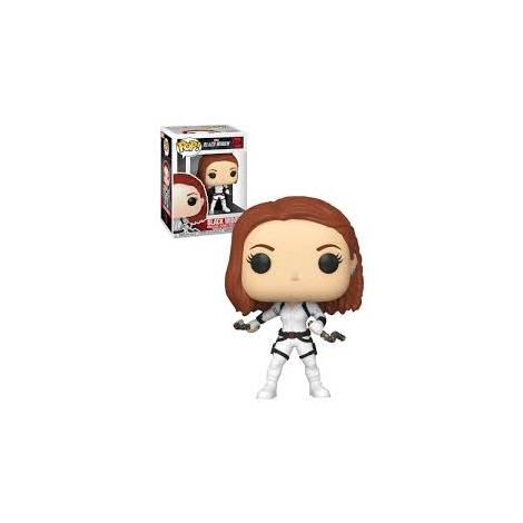 POP Marvel: Black Widow - Black Widow (White Suit) #604