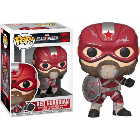 POP Marvel: Black Widow - Red Guardian #608