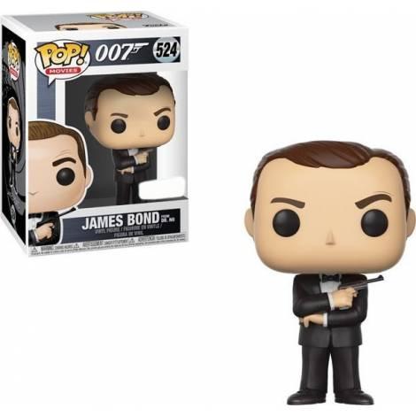 POP! Movies: 007 - James Bond (From DR. No) #524 Vinyl Figure