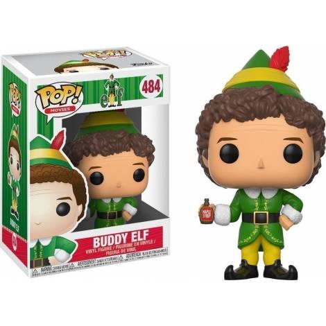 POP! Movies: Elf - Buddy Elf #484 Vinyl Figure