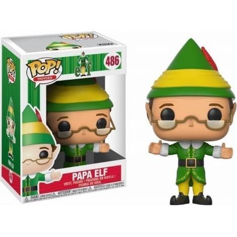 POP! Movies: Elf - Papa Elf #486 Vinyl Figure