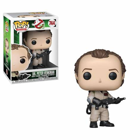POP! Movies: GB - Dr. Peter Venkman