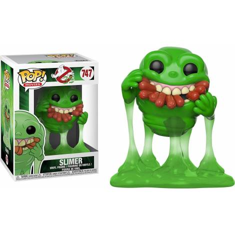 Pop! Movies: Ghostbusters - Slimer With Hot Dogs #747 Vinyl Figure