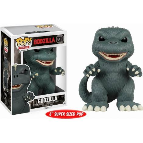 POP! Movies: Godzilla (15cm) #239 Vinyl Figure