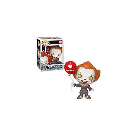 POP Movies: IT: Chapter 2 - Pennywise with Balloon