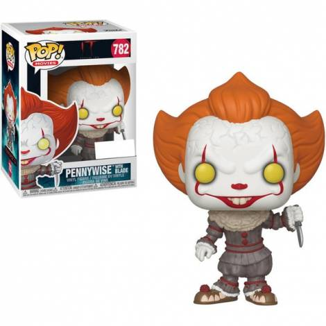 POP Movies: IT: Chapter 2 - Pennywise with Blade