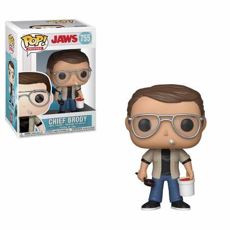 POP! Movies: Jaws - Chief Brody # Vinyl Figure