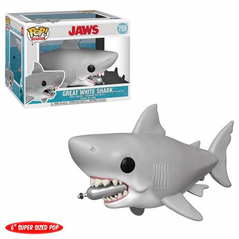 POP! Movies: Jaws - Jaws w/Diving tank # 6