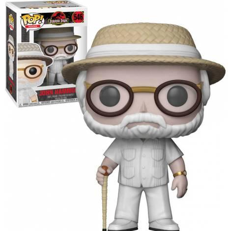 POP! Movies: Jurassic Park 25th Anniversary - John Hammond #546 Vinyl Figure