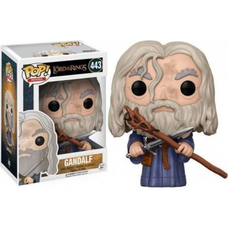 Pop! Movies : Lord Of The Rings - Gandalf Vinyl Figure #443