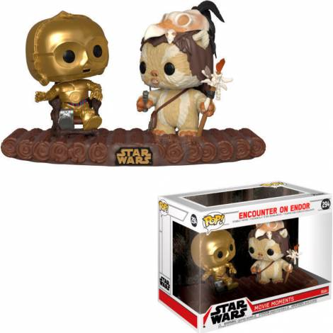 POP! Movies: Star Wars - Encounter On Endor #294
