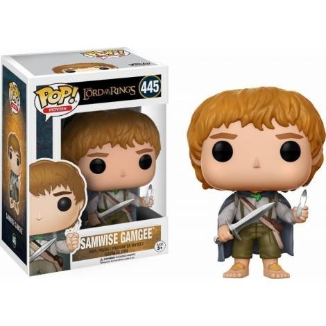 POP! Movies: The Lord Of The Rings - Samwise Gamgee (Glows In The Dark) #445 Vinyl Figure