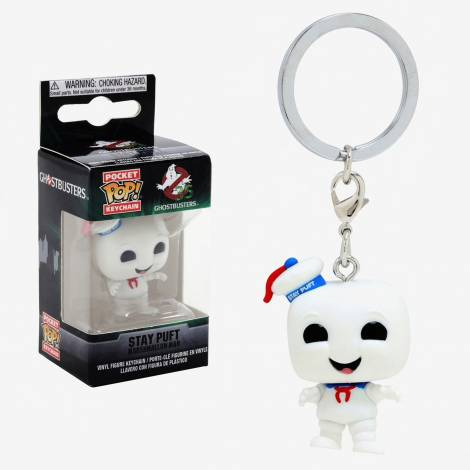 POP! Keychain Stay Puft (Ghost Busters) - Funko #39493
