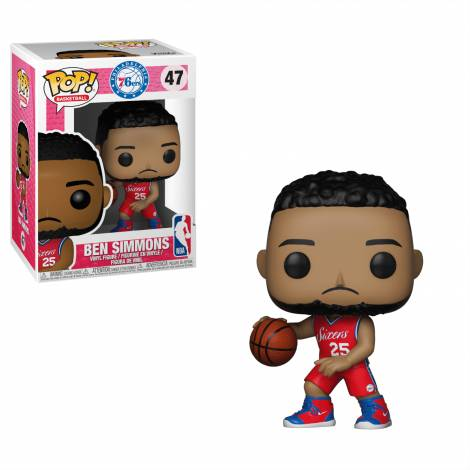 POP! NBA: Ben Simmons #47 Vinyl Figure