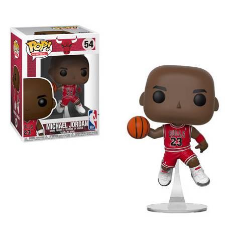 POP! NBA: Bulls - Michael Jordan #54 Vinyl Figure