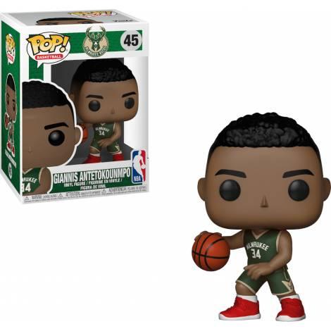 POP! NBA: Giannis Antetokounmpo #45 Vinyl Figure