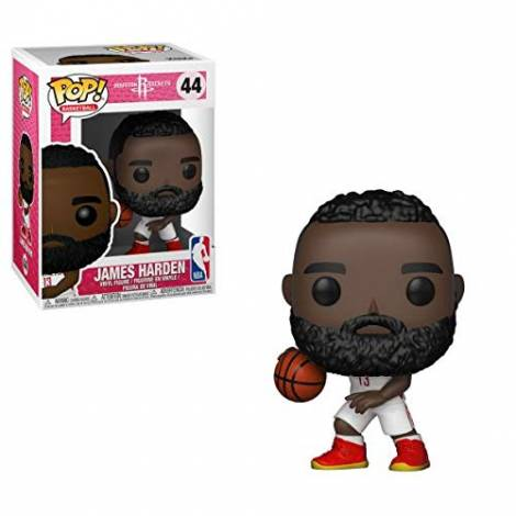 POP! NBA: James Harden #44 Vinyl Figure