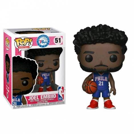 POP! NBA: Joel Embiid #51 Vinyl Figure