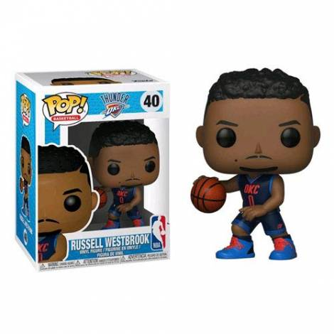 POP! NBA: Russell Westbrook #40 Vinyl Figure