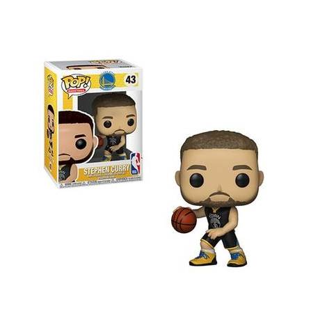 POP! NBA: Stephen Curry #43 Vinyl Figure