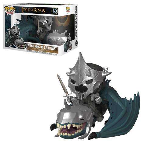 POP Rides: LotR - Witch King with Fellbeast #63 Vinyl Figure