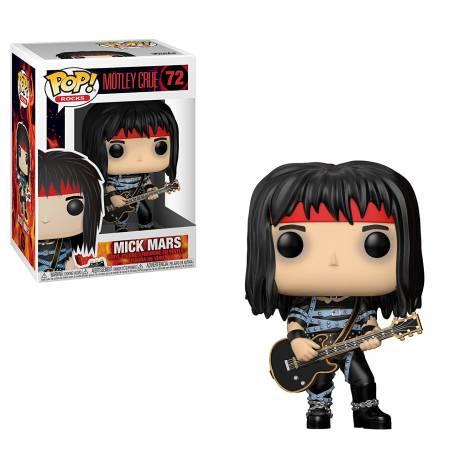 POP! Rocks: Mötley Crüe - Mick Mars #72 Vinyl Figure