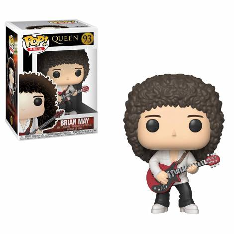 POP! Rocks: Queen - Brian May #93 Vinyl Figure