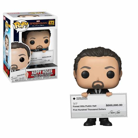 POP! Spider-Man: Far From Home - Happy Hogan #472