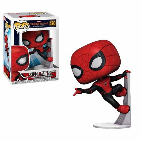 POP! Spider-Man: Far From Home - Spider-Man (Upgraded Suit)  #470 Vinyl Figure