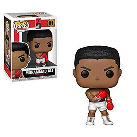 POP! Sports: Muhammad Ali # Vinyl Figure