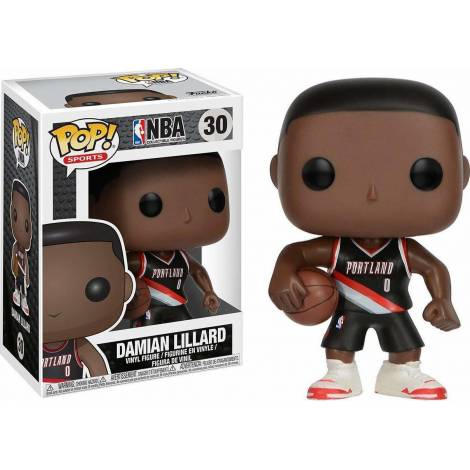 POP! Sports: NBA - Damian Lillard #30 Vinyl Figure