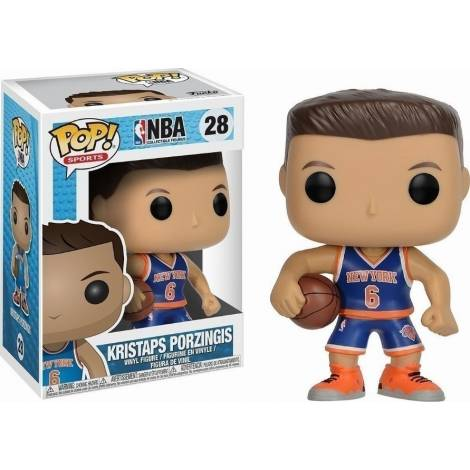 POP! Sports: NBA - Kristaps Porzingis #28 Vinyl Figure