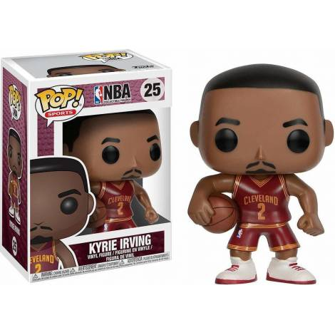 POP! Sports: NBA - Kyrie Irving #25 Vinyl Figure