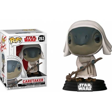 POP! Star Wars - Caretaker #263 Vinyl Bobble-Head Figure