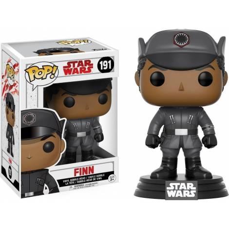 POP! Star Wars Ep. 8 The last Jedi - Finn #191 Vinyl Bobble-Head Figure