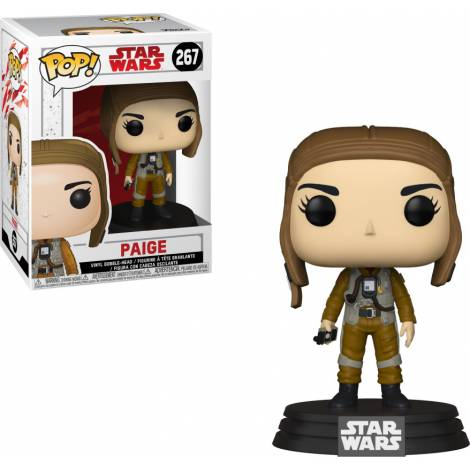 POP! Star Wars - Paige #267 Vinyl Figure