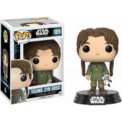 POP! Star Wars: Rogue One - Young Jyn Erso #185 Vinyl Bobble-Head