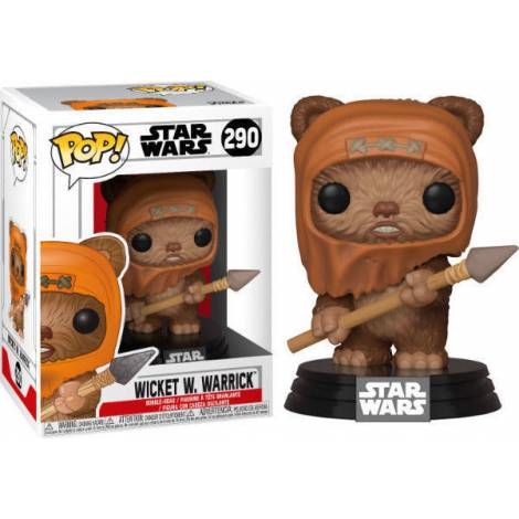 POP! Star Wars - Wicket W. Warrick #290 Vinyl Figure
