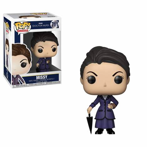 POP! Television: Doctor Who: Missy #711 Vinyl Figure